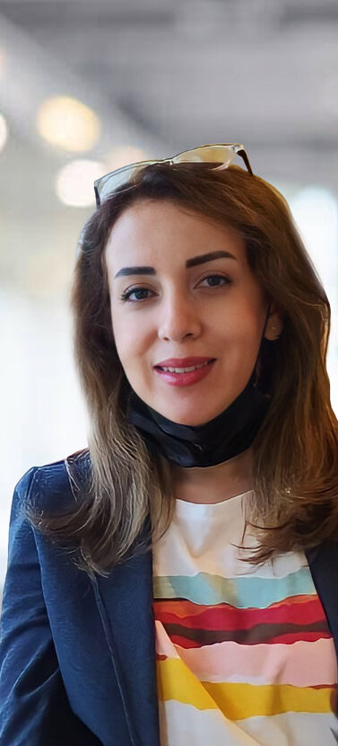 Sadaf Fadaeian - Profile Image